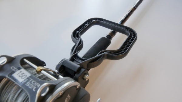 Rod Boss™ Fishing Arm folded